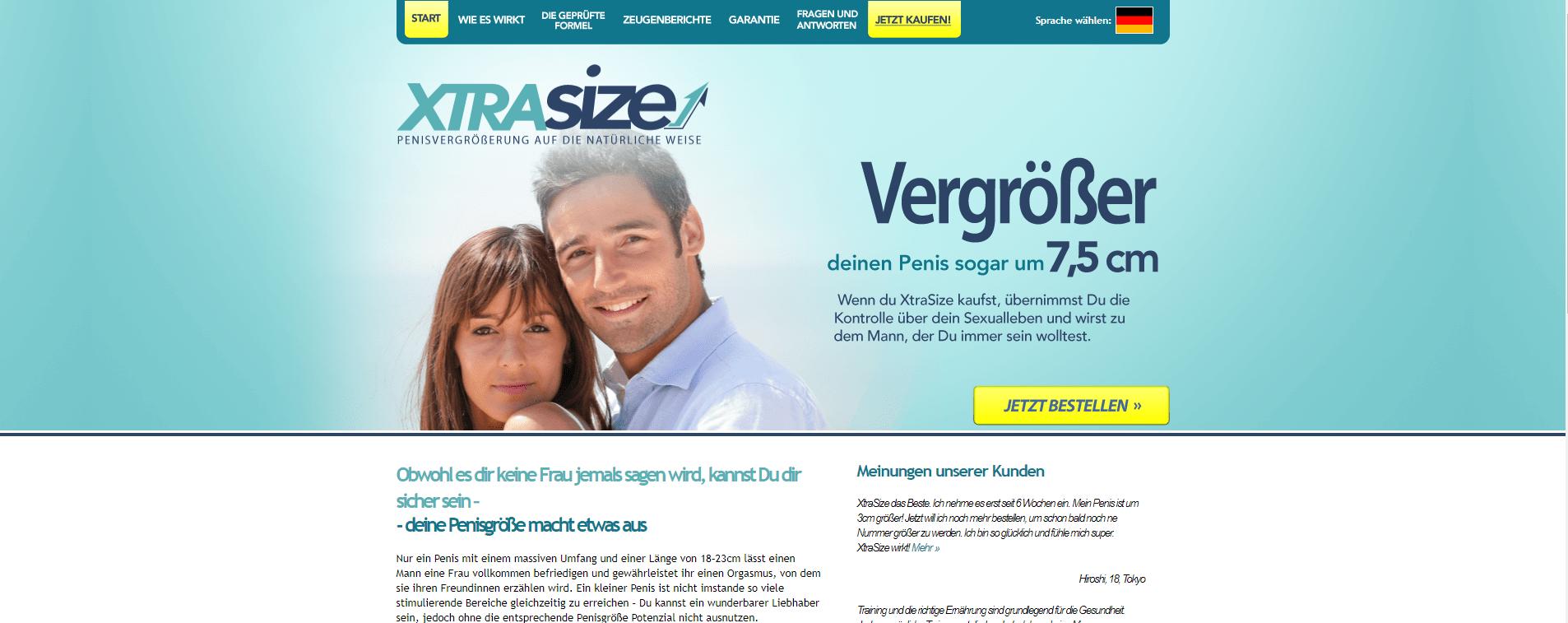 XtraSize