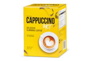 Abnehmen mit Cappucin MCT